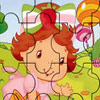 Baby Strawberry Jigsaw Puzzle